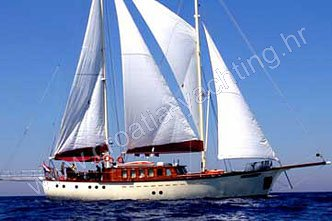 Ketch Morning Star